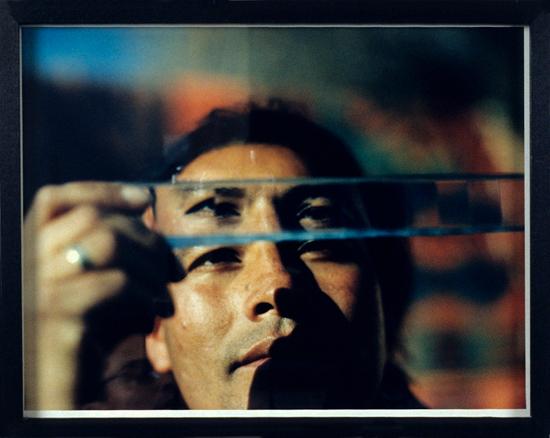 Warren Neidich - Shot Reverse Shot