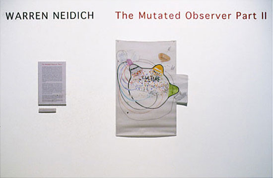 Warren Neidich - Mutated Observer 2