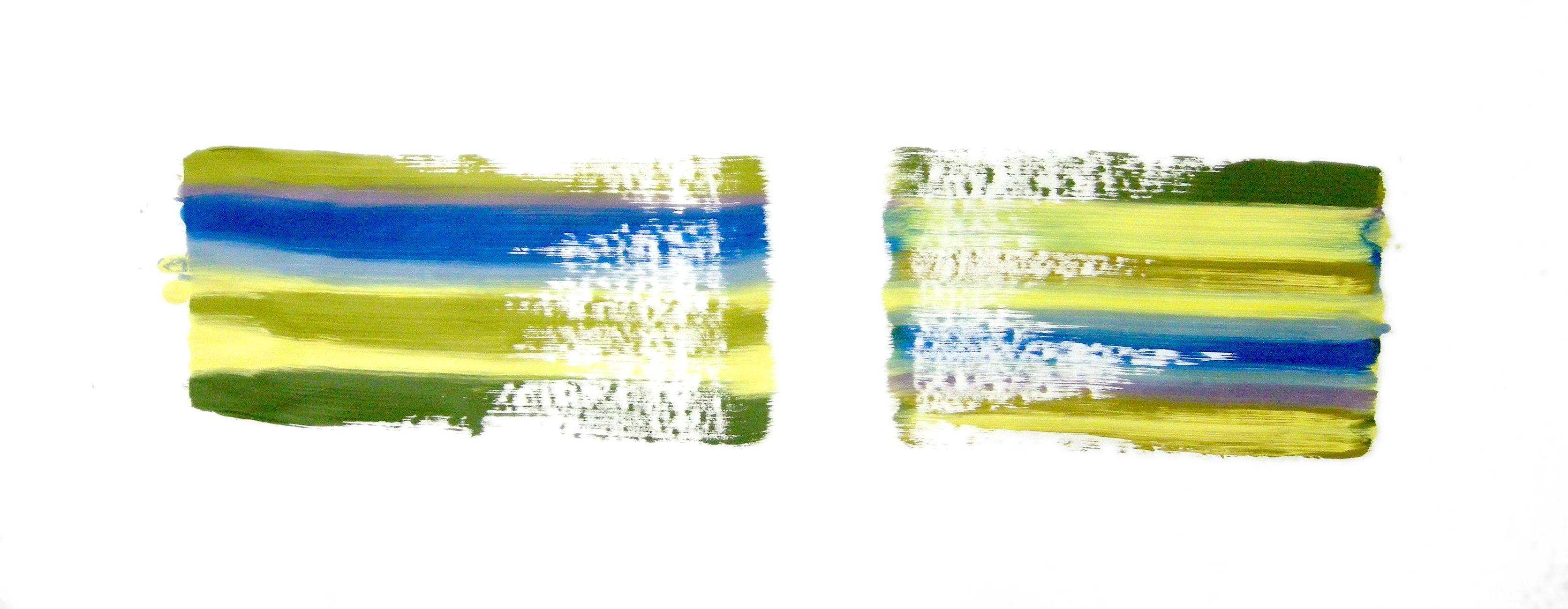 Warren Neidich - Rainbow Brushes