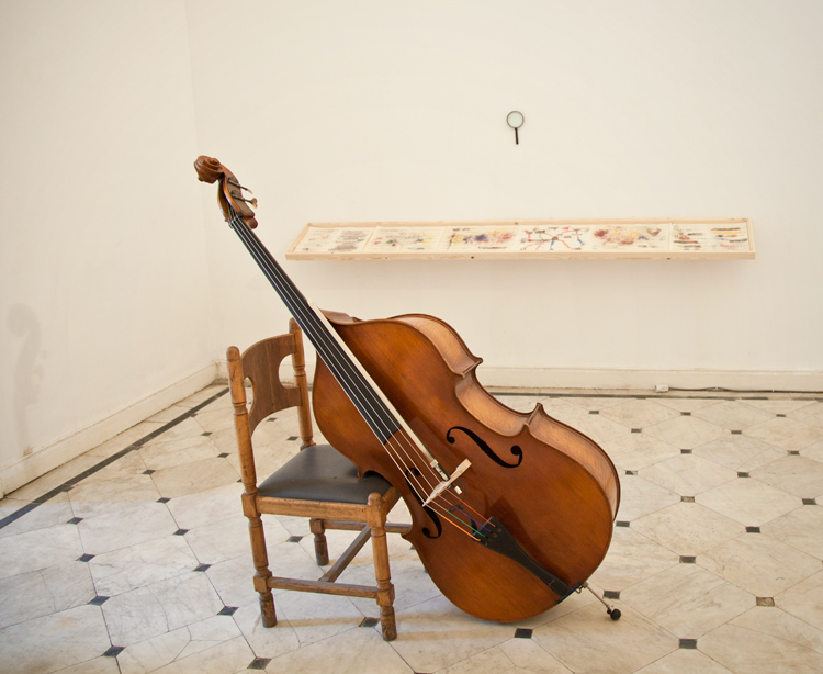 Cello and Chair